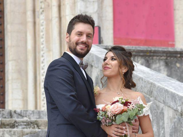 Il matrimonio di Emanuele e Francersca a Gubbio, Perugia 63