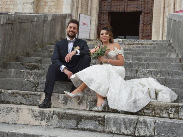 Il matrimonio di Emanuele e Francersca a Gubbio, Perugia 66