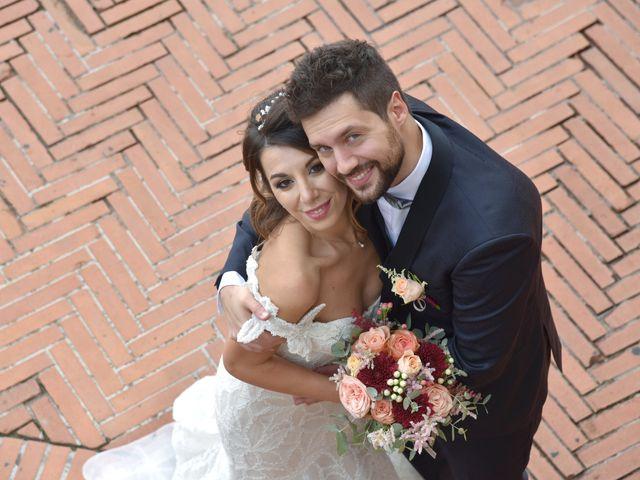 Il matrimonio di Emanuele e Francersca a Gubbio, Perugia 68