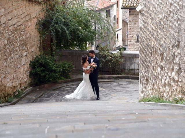 Il matrimonio di Emanuele e Francersca a Gubbio, Perugia 77
