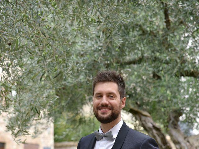 Il matrimonio di Emanuele e Francersca a Gubbio, Perugia 85