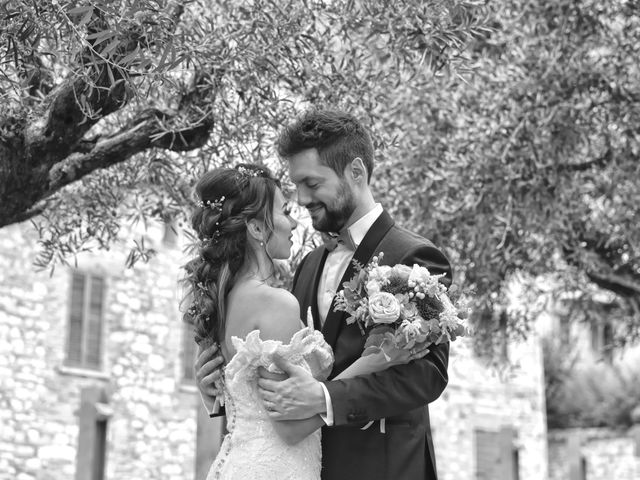 Il matrimonio di Emanuele e Francersca a Gubbio, Perugia 87