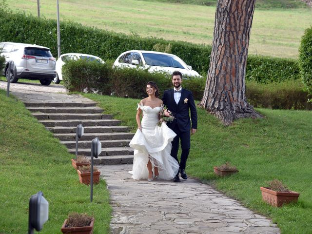 Il matrimonio di Emanuele e Francersca a Gubbio, Perugia 89