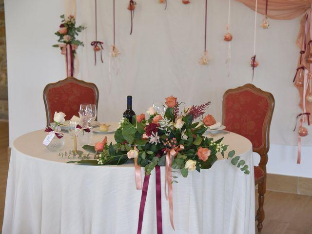Il matrimonio di Emanuele e Francersca a Gubbio, Perugia 90
