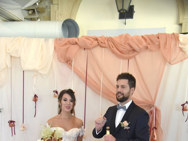 Il matrimonio di Emanuele e Francersca a Gubbio, Perugia 99
