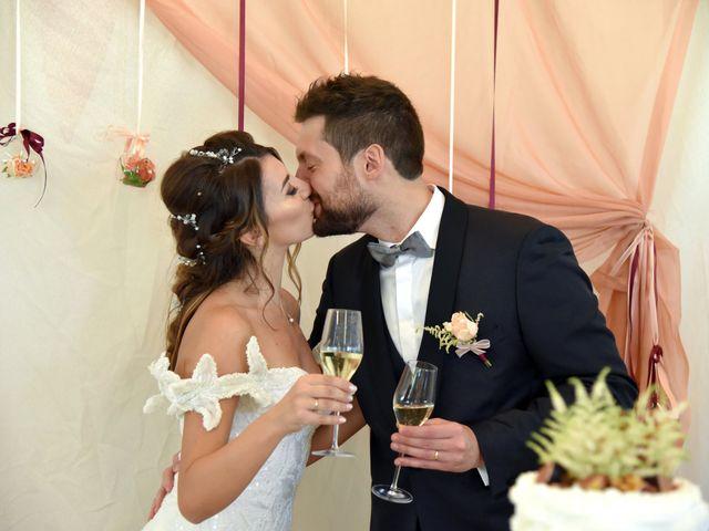 Il matrimonio di Emanuele e Francersca a Gubbio, Perugia 102