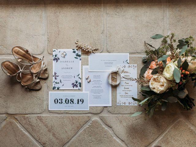 Il matrimonio di Andrew e Isabelle a Mombaruzzo, Asti 7