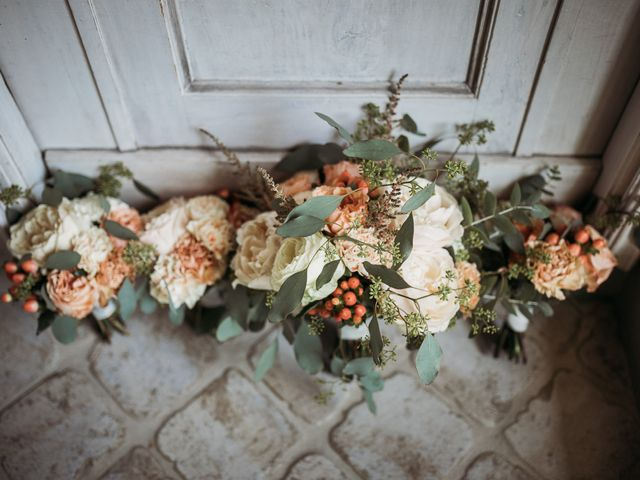 Il matrimonio di Andrew e Isabelle a Mombaruzzo, Asti 8