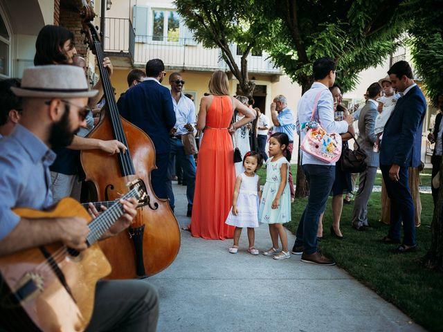 Il matrimonio di Andrew e Isabelle a Mombaruzzo, Asti 40