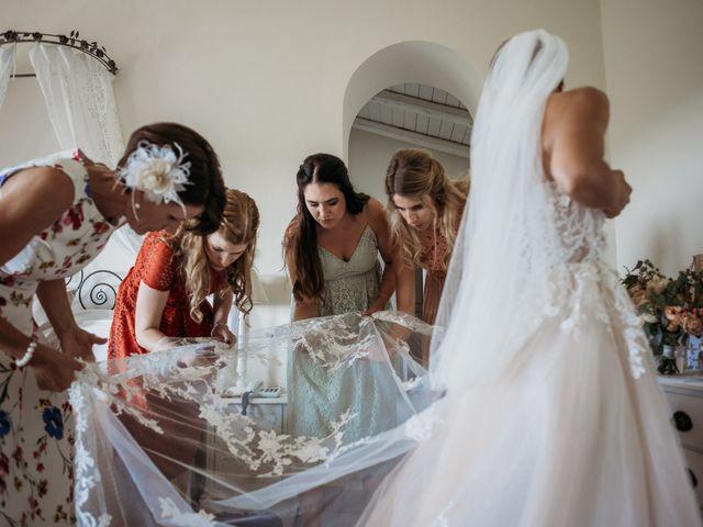 Il matrimonio di Andrew e Isabelle a Mombaruzzo, Asti 44