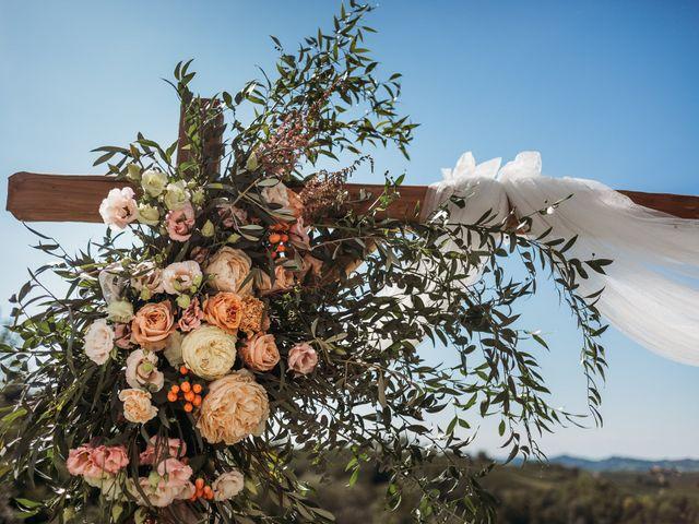Il matrimonio di Andrew e Isabelle a Mombaruzzo, Asti 50