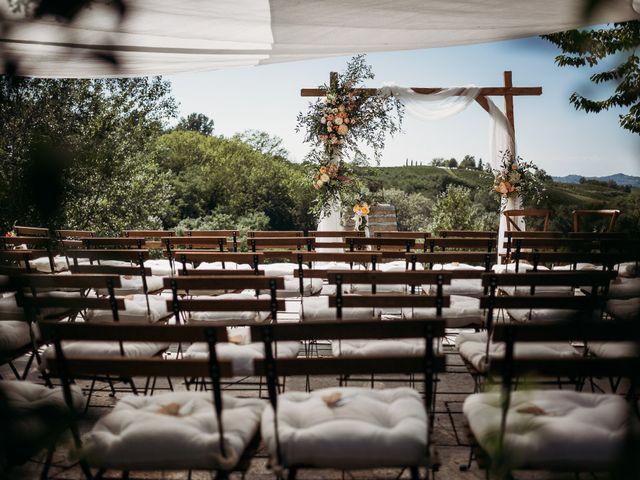 Il matrimonio di Andrew e Isabelle a Mombaruzzo, Asti 52