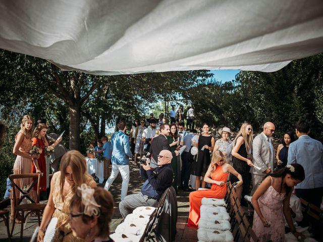 Il matrimonio di Andrew e Isabelle a Mombaruzzo, Asti 55