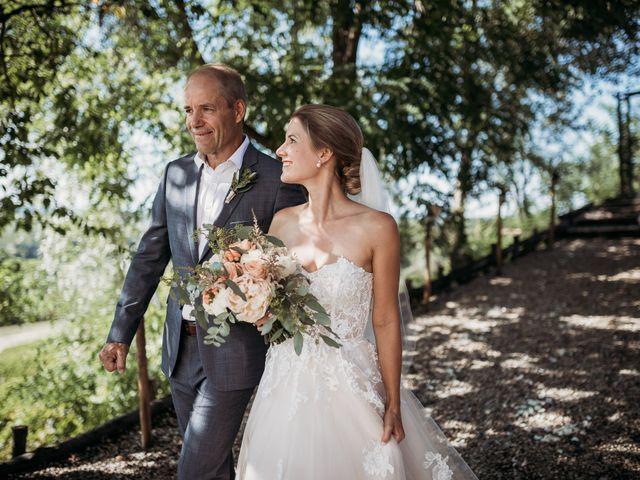 Il matrimonio di Andrew e Isabelle a Mombaruzzo, Asti 58