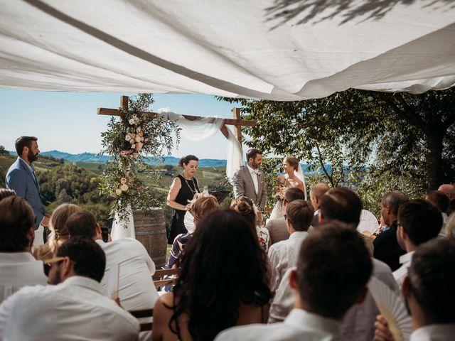 Il matrimonio di Andrew e Isabelle a Mombaruzzo, Asti 60