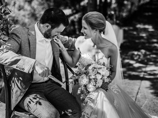 Il matrimonio di Andrew e Isabelle a Mombaruzzo, Asti 63