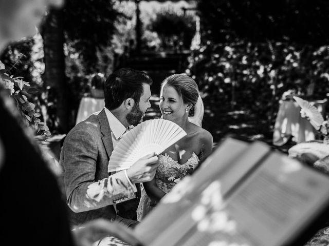 Il matrimonio di Andrew e Isabelle a Mombaruzzo, Asti 64