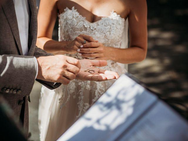 Il matrimonio di Andrew e Isabelle a Mombaruzzo, Asti 69