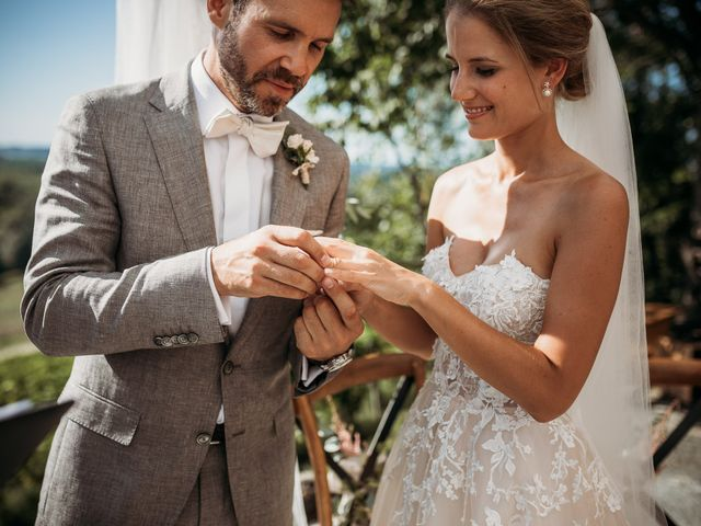 Il matrimonio di Andrew e Isabelle a Mombaruzzo, Asti 70