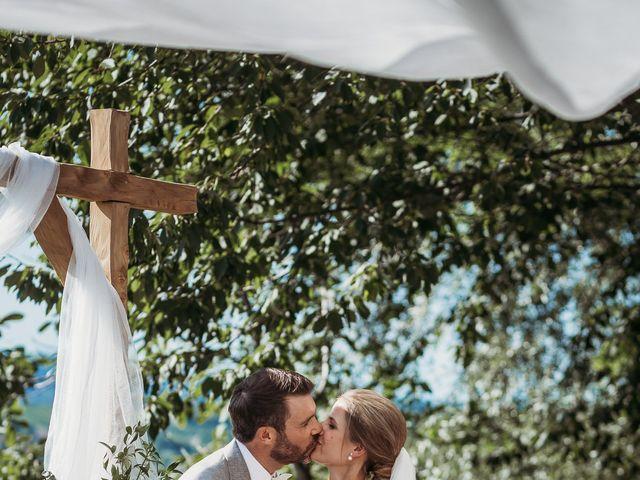 Il matrimonio di Andrew e Isabelle a Mombaruzzo, Asti 71