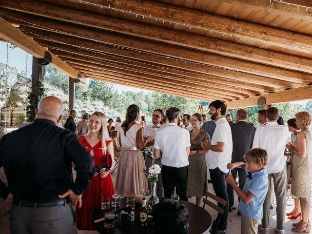 Il matrimonio di Andrew e Isabelle a Mombaruzzo, Asti 79