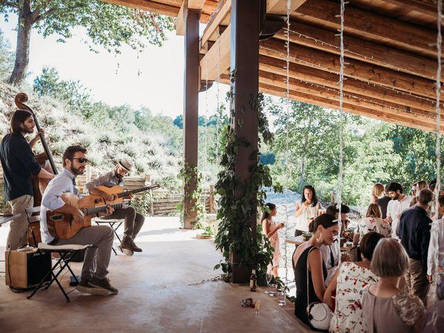 Il matrimonio di Andrew e Isabelle a Mombaruzzo, Asti 81