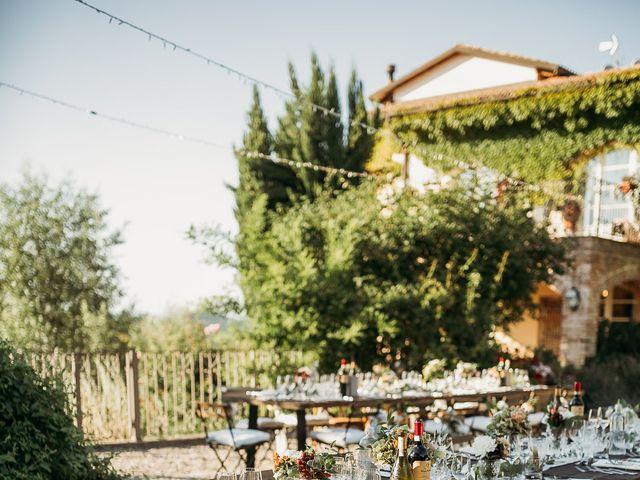 Il matrimonio di Andrew e Isabelle a Mombaruzzo, Asti 91