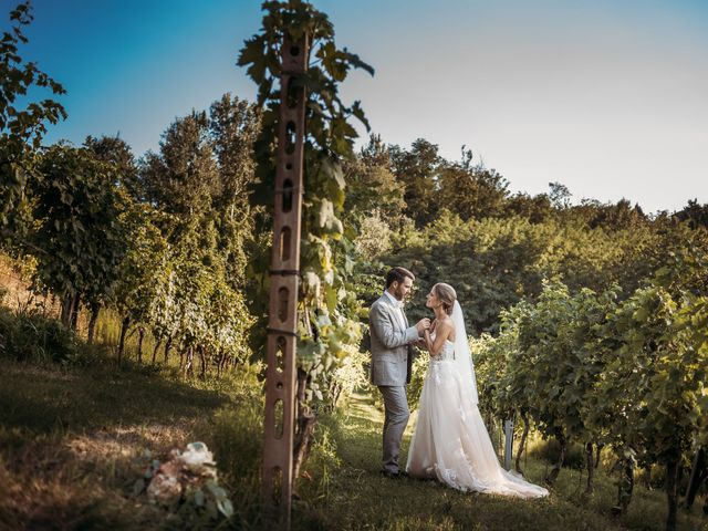 Il matrimonio di Andrew e Isabelle a Mombaruzzo, Asti 98