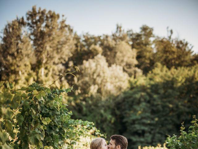 Il matrimonio di Andrew e Isabelle a Mombaruzzo, Asti 100