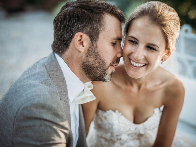Il matrimonio di Andrew e Isabelle a Mombaruzzo, Asti 104