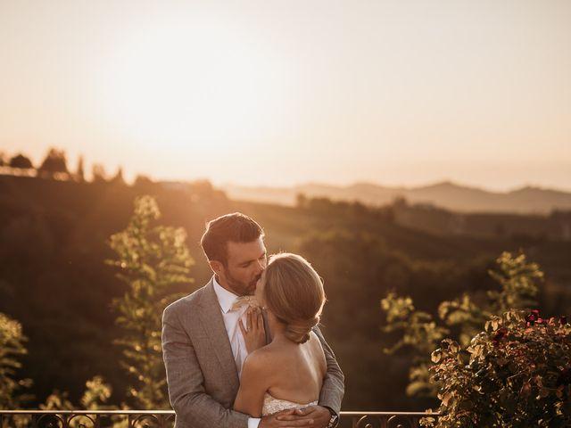Il matrimonio di Andrew e Isabelle a Mombaruzzo, Asti 114