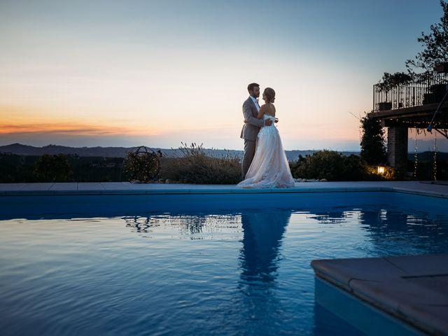 Il matrimonio di Andrew e Isabelle a Mombaruzzo, Asti 120