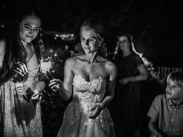 Il matrimonio di Andrew e Isabelle a Mombaruzzo, Asti 127