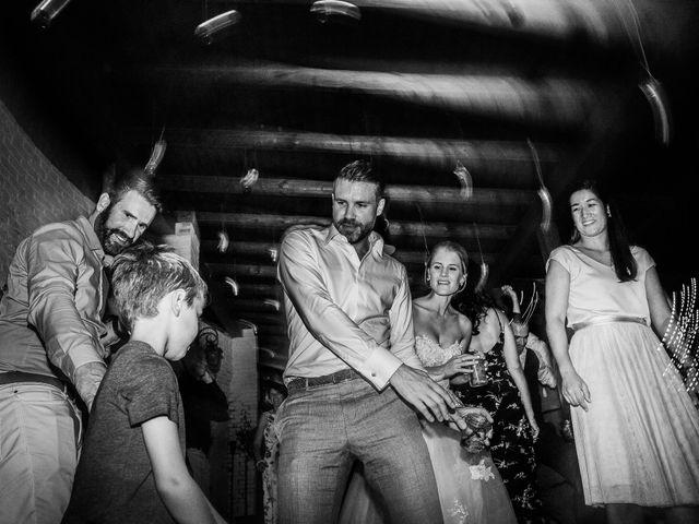 Il matrimonio di Andrew e Isabelle a Mombaruzzo, Asti 136