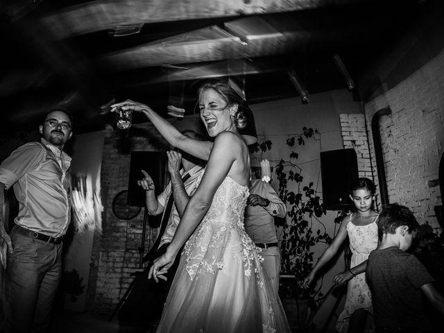 Il matrimonio di Andrew e Isabelle a Mombaruzzo, Asti 137