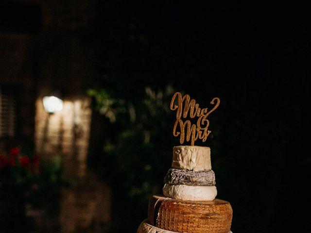 Il matrimonio di Andrew e Isabelle a Mombaruzzo, Asti 139