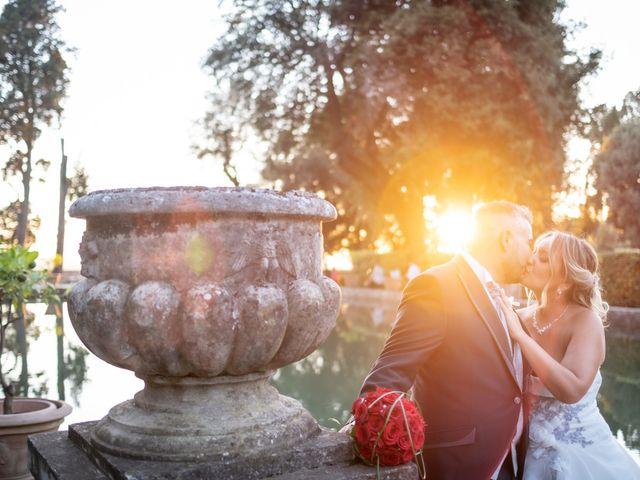 Le nozze di Gianluca e Simona