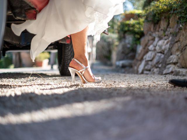 Il matrimonio di Simona e Gianluca a Castel Madama, Roma 6