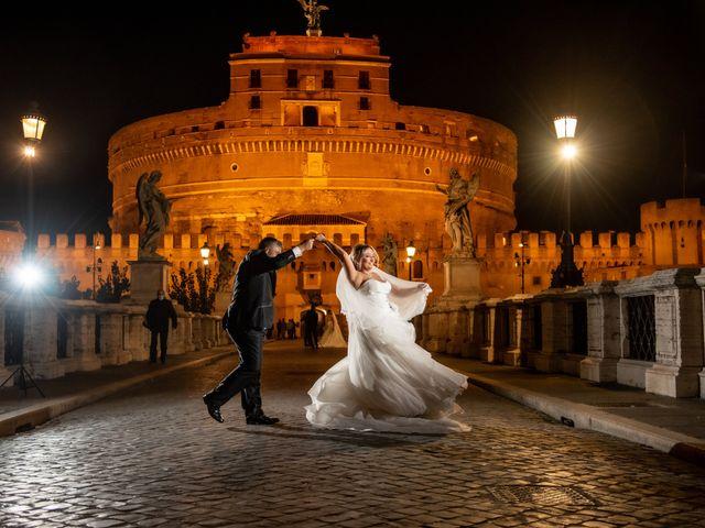Il matrimonio di Simona e Gianluca a Castel Madama, Roma 7