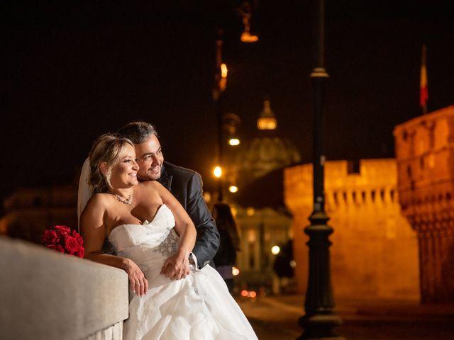 Il matrimonio di Simona e Gianluca a Castel Madama, Roma 8
