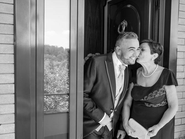 Il matrimonio di Simona e Gianluca a Castel Madama, Roma 10