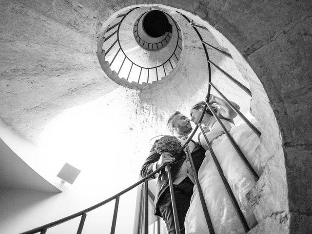 Il matrimonio di Simona e Gianluca a Castel Madama, Roma 14