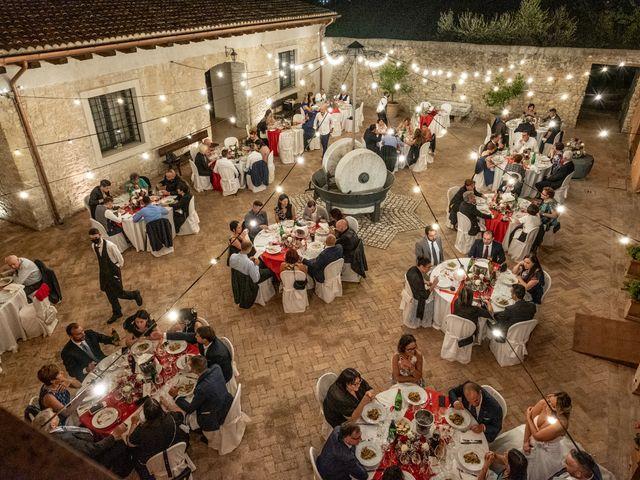 Il matrimonio di Simona e Gianluca a Castel Madama, Roma 15
