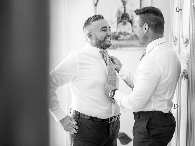 Il matrimonio di Simona e Gianluca a Castel Madama, Roma 16