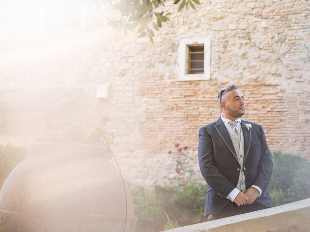 Il matrimonio di Simona e Gianluca a Castel Madama, Roma 22