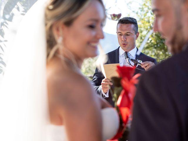 Il matrimonio di Simona e Gianluca a Castel Madama, Roma 23