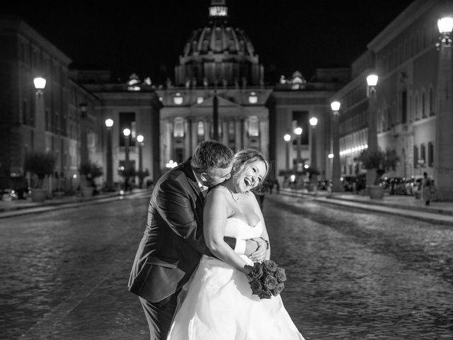 Il matrimonio di Simona e Gianluca a Castel Madama, Roma 51