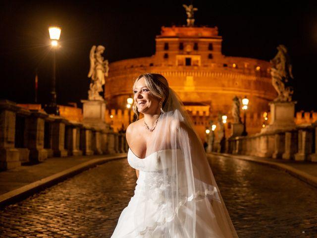 Il matrimonio di Simona e Gianluca a Castel Madama, Roma 57