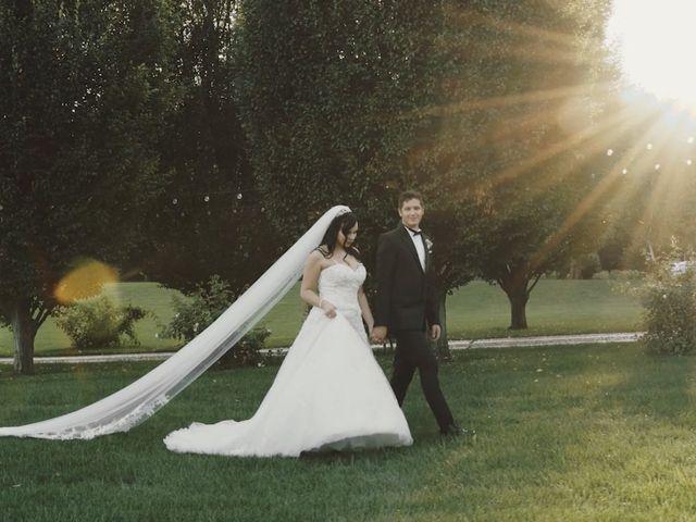 Il matrimonio di Anastasia e Felice a Montichiari, Brescia 4