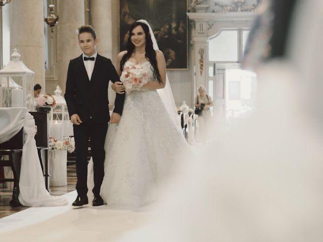 Il matrimonio di Anastasia e Felice a Montichiari, Brescia 10